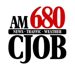 AM680 CJOB Logo